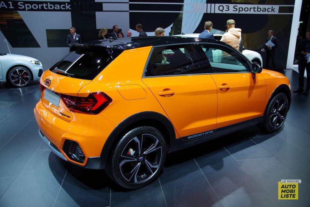 Francfort 2019 Audi A1 Citycarver LNA FM 76