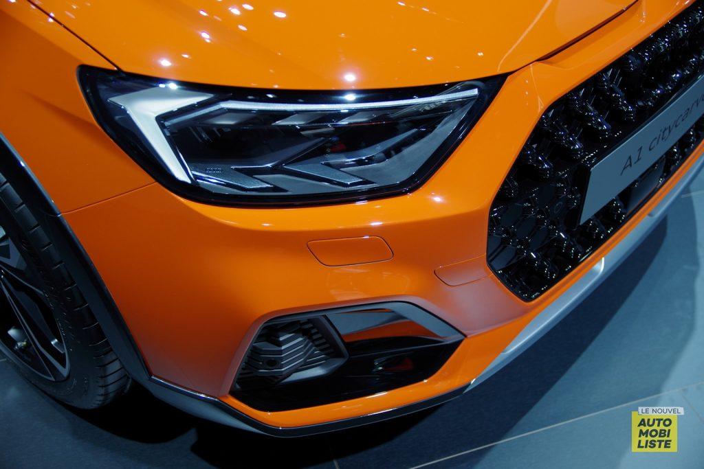 Francfort 2019 Audi A1 Citycarver LNA FM 78