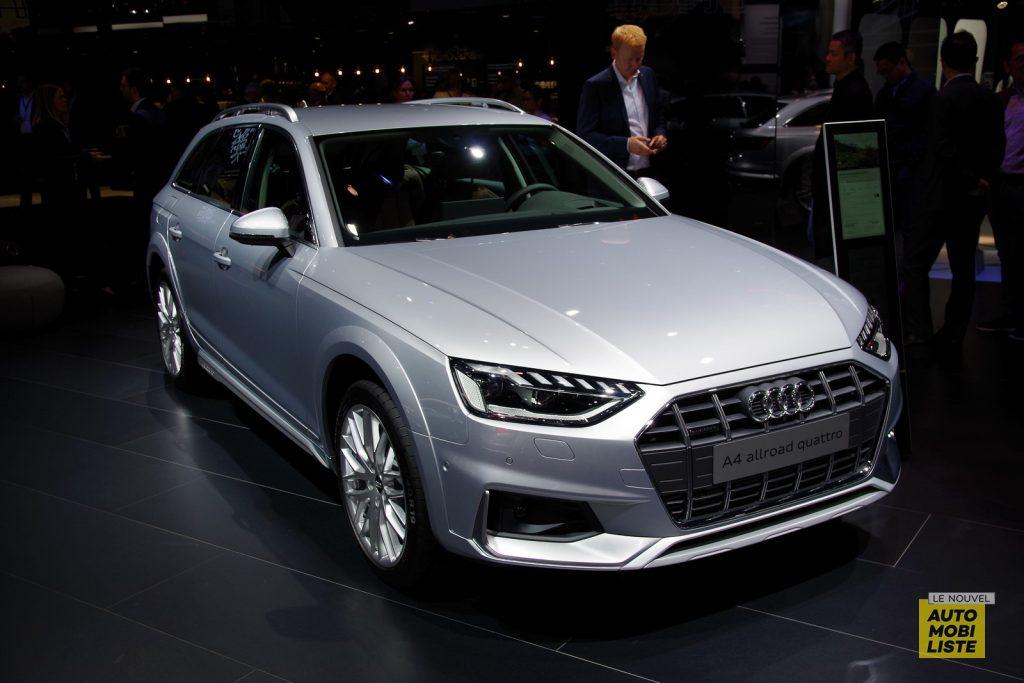 Francfort 2019 Audi A4 Allroad LNA FM 44
