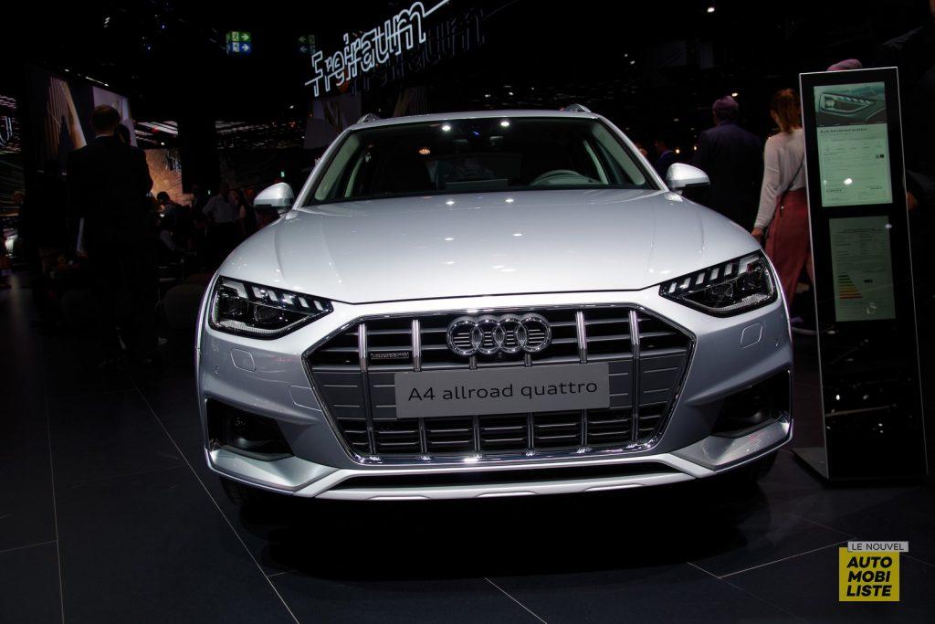 Francfort 2019 Audi A4 Allroad LNA FM 47