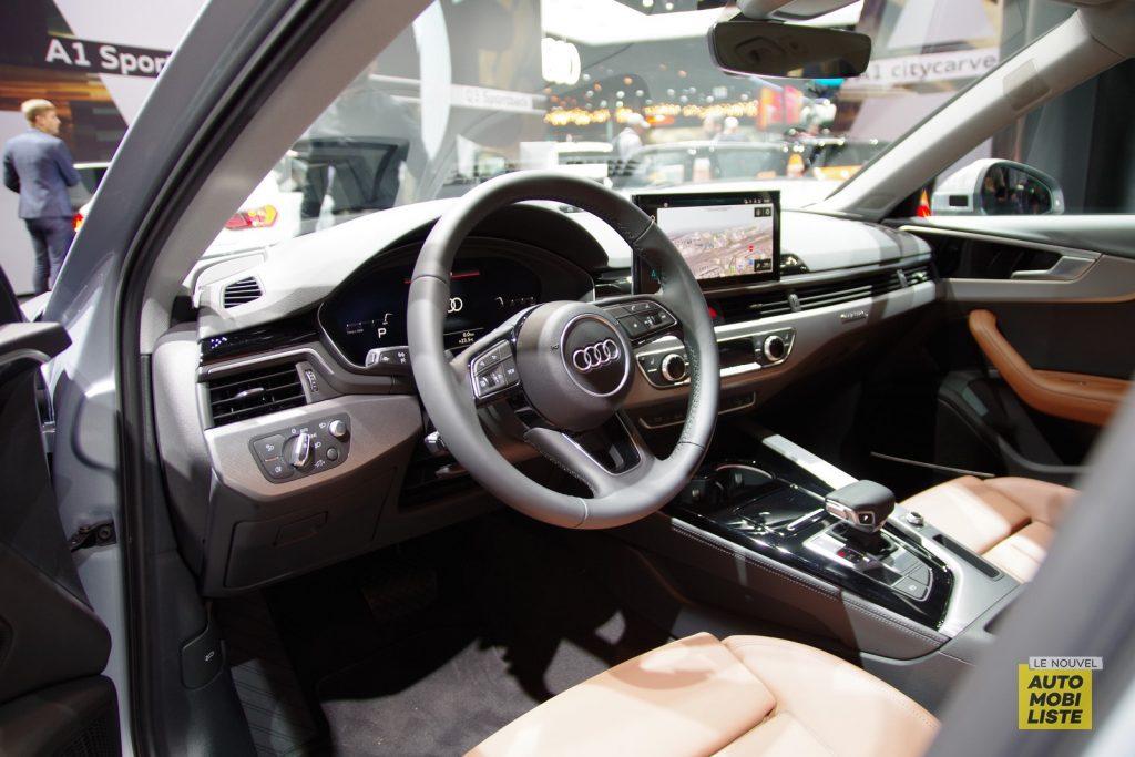 Francfort 2019 Audi A4 Allroad LNA FM 49