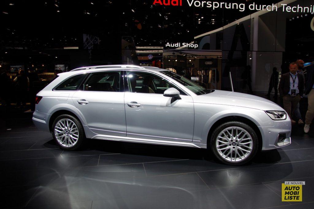 Francfort 2019 Audi A4 Allroad LNA FM 60