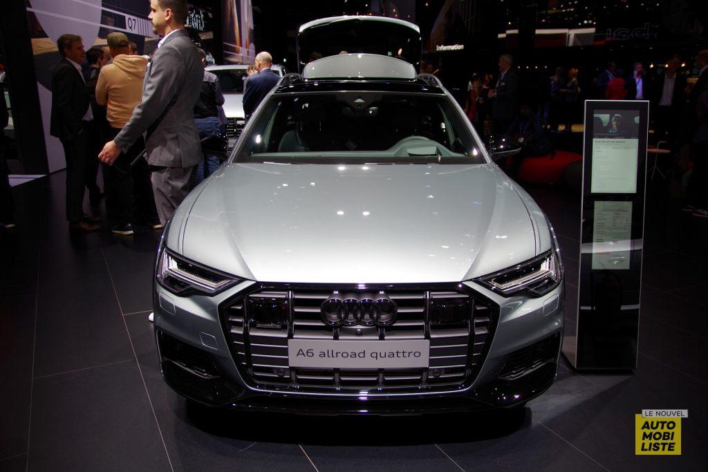Francfort 2019 Audi A6 Allroad LNA FM 84