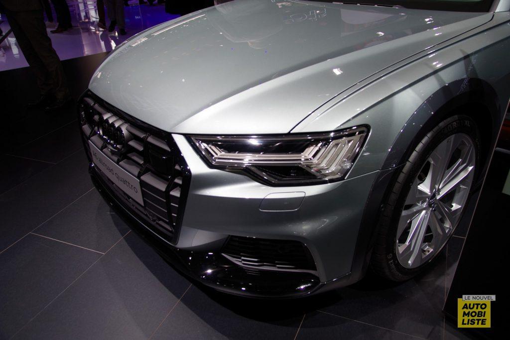 Francfort 2019 Audi A6 Allroad LNA FM 85
