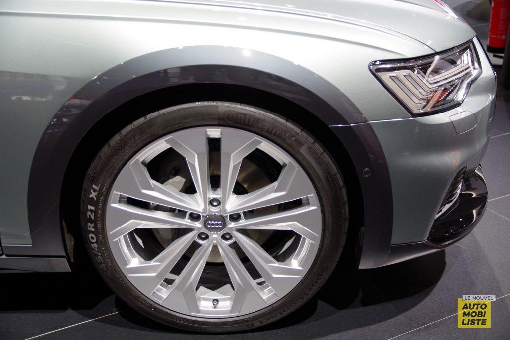 Francfort 2019 Audi A6 Allroad LNA FM 96