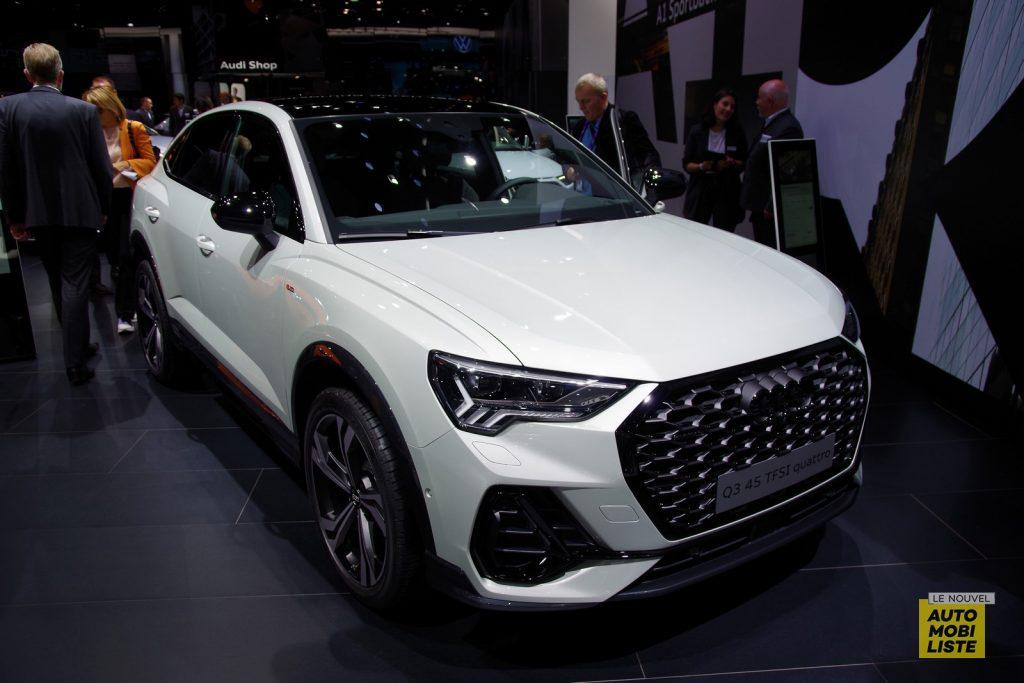 Francfort 2019 Audi Q3 Sportback LNA FM 12