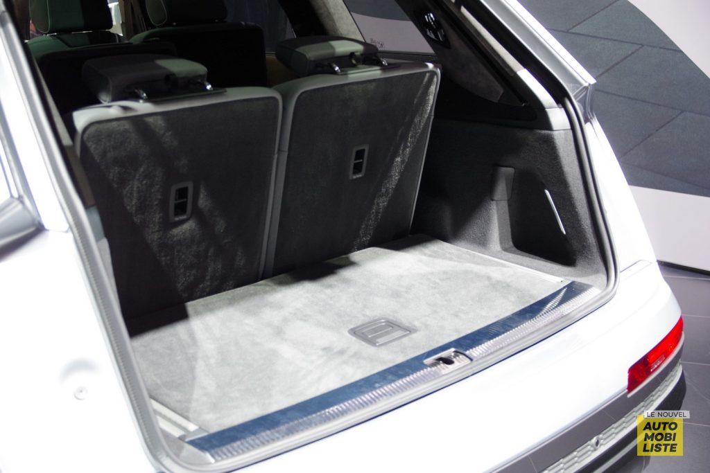 Francfort 2019 Audi Q7 restyle LNA FM 123