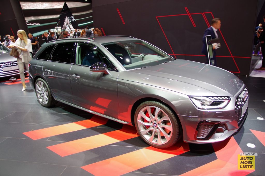 Francfort 2019 Audi S4 LNA FM 135