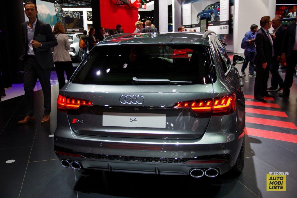 Francfort 2019 Audi S4 LNA FM 141