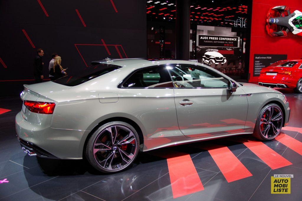 Francfort 2019 Audi S5 restyle LNA FM 12