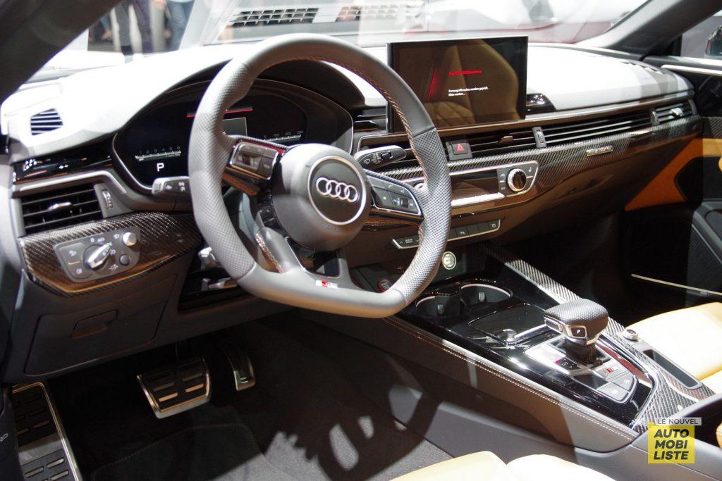 Francfort 2019 Audi S5 restyle LNA FM 7