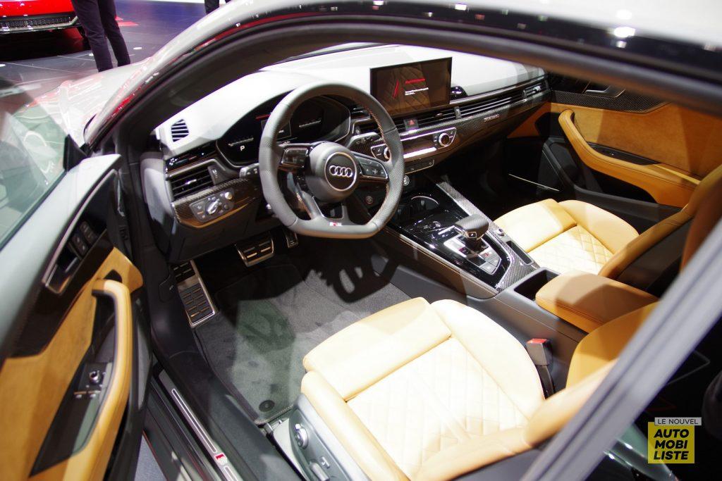 Francfort 2019 Audi S5 restyle LNA FM 8