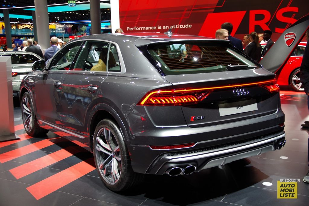 Francfort 2019 Audi SQ8 LNA FM 159