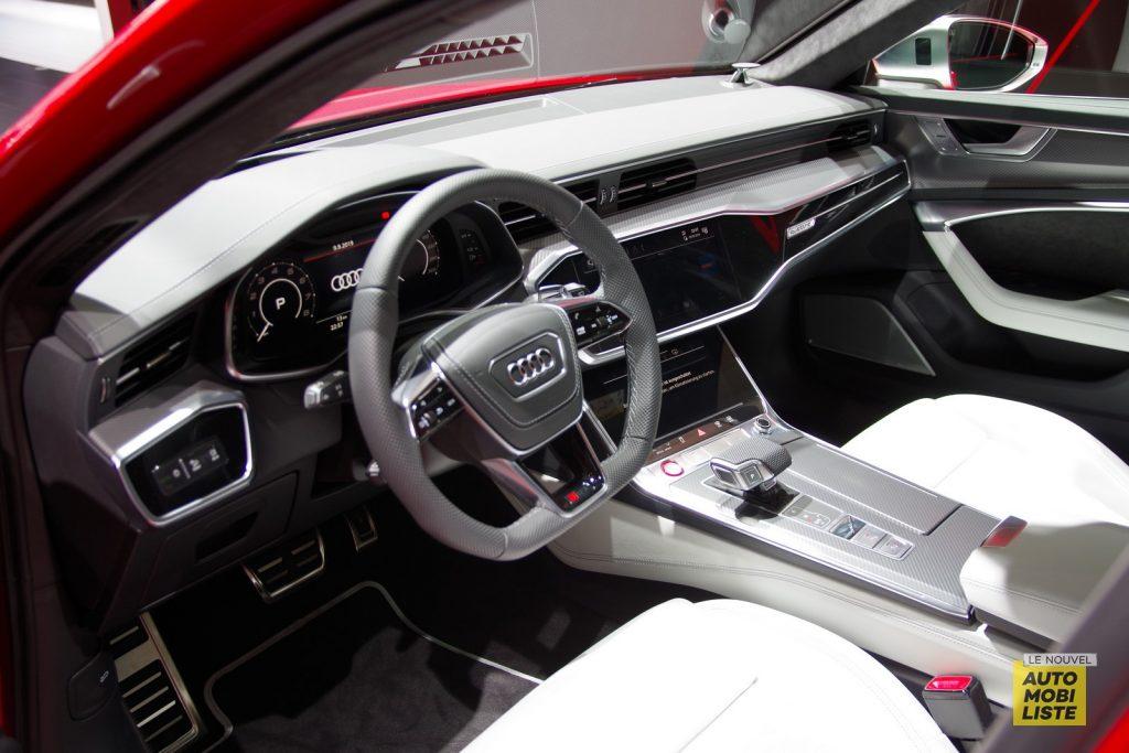 Francfort 2019 LNA FM Audi RS6