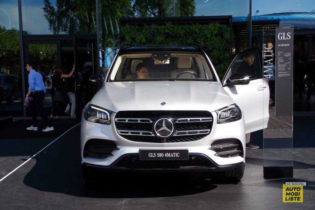 Francfort 2019 Mercedes LNA FM 93