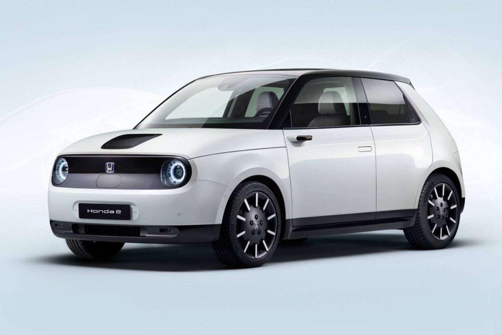 Honda e 2019 électrique
