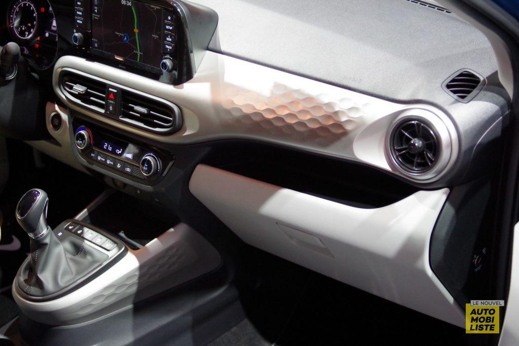 Hyundai i10 Francfort 2019 LNA FM 1