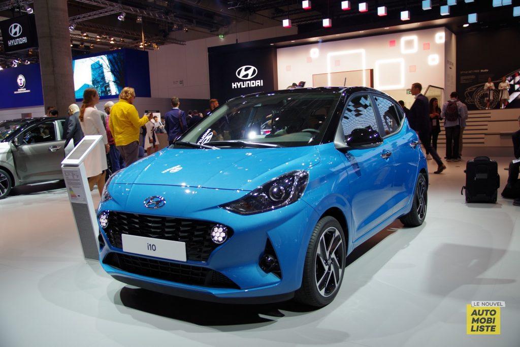 Hyundai i10 Francfort 2019 LNA FM 11