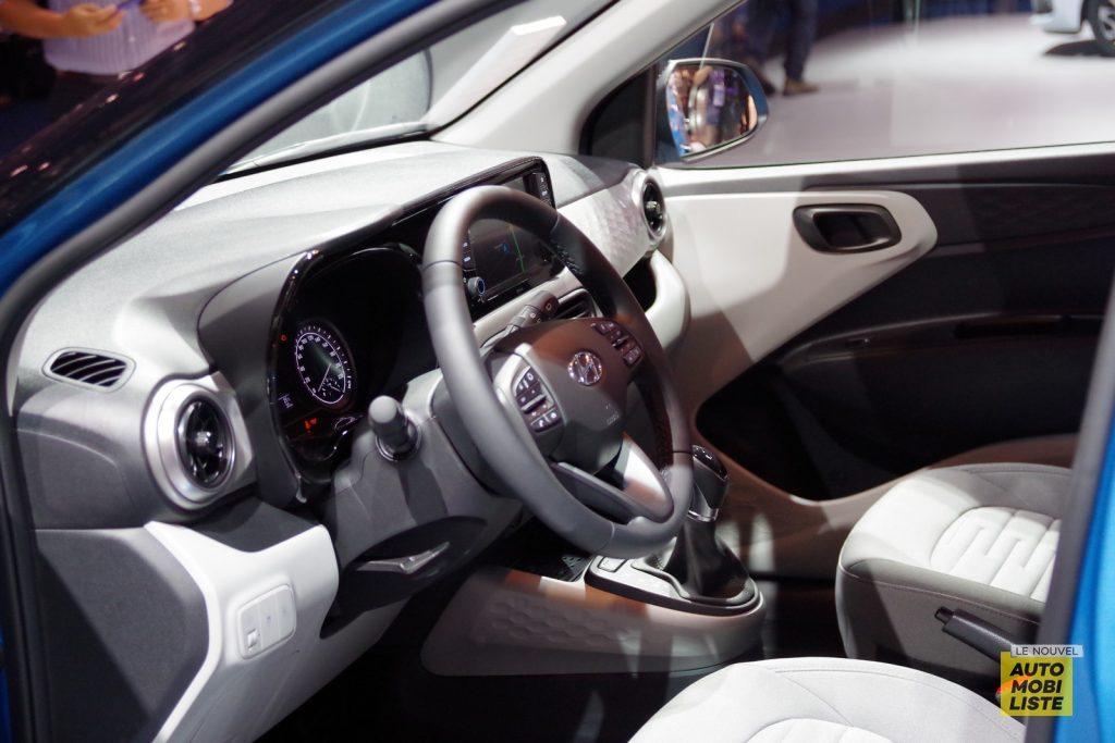 Hyundai i10 Francfort 2019 LNA FM 13