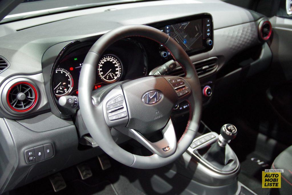 Hyundai i10 Francfort 2019 LNA FM 25