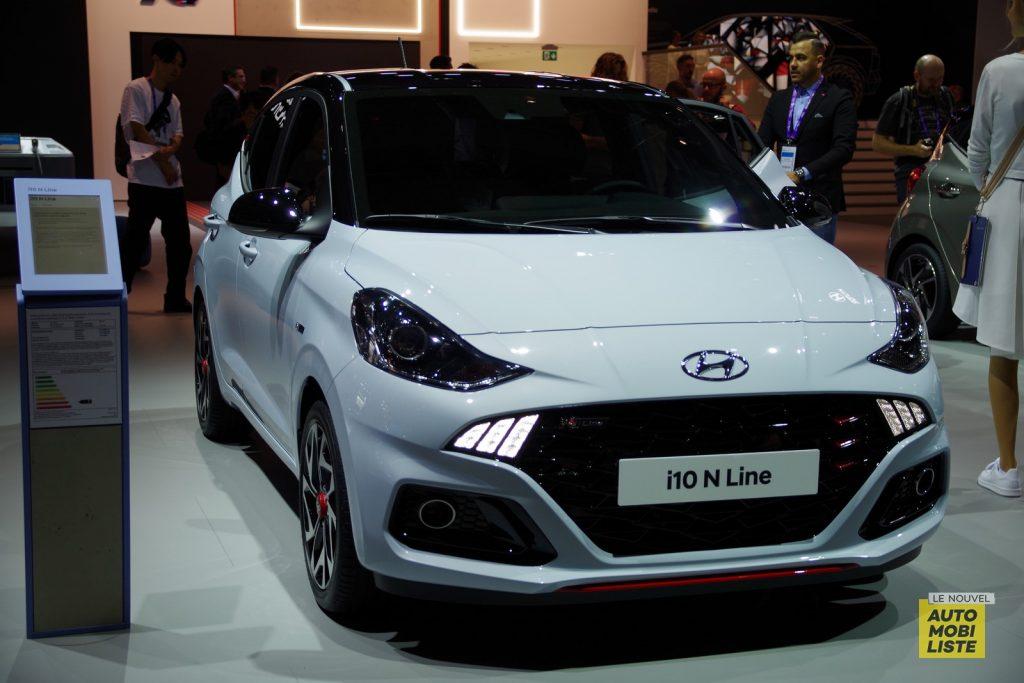 Hyundai i10 Francfort 2019 LNA FM 30