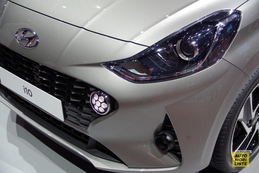 Hyundai i10 Francfort 2019 LNA FM 4