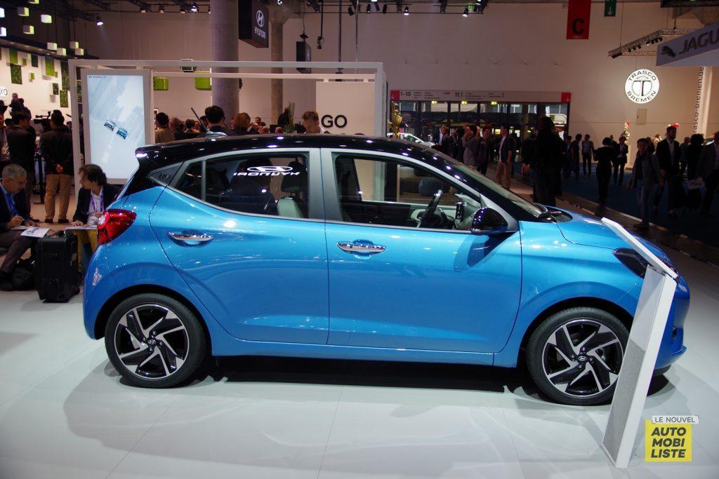Hyundai i10 Francfort 2019 LNA FM 5