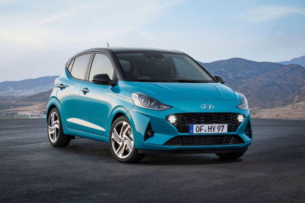 Nouvelle Hyundai i10 2019