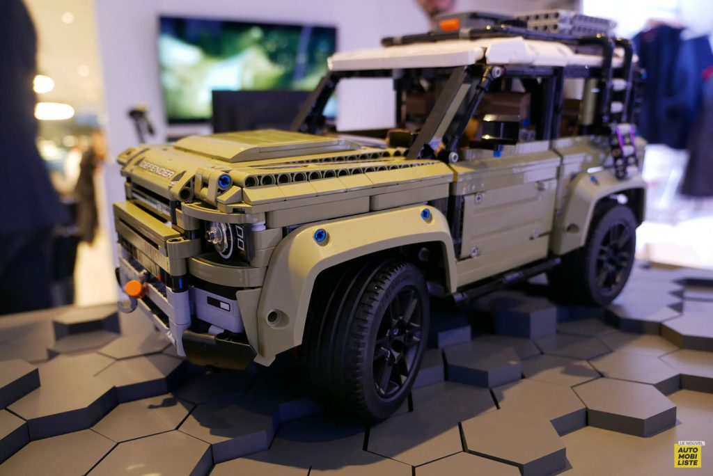 LNA 1909 IAA Lego Technic Land Rover Defender 03