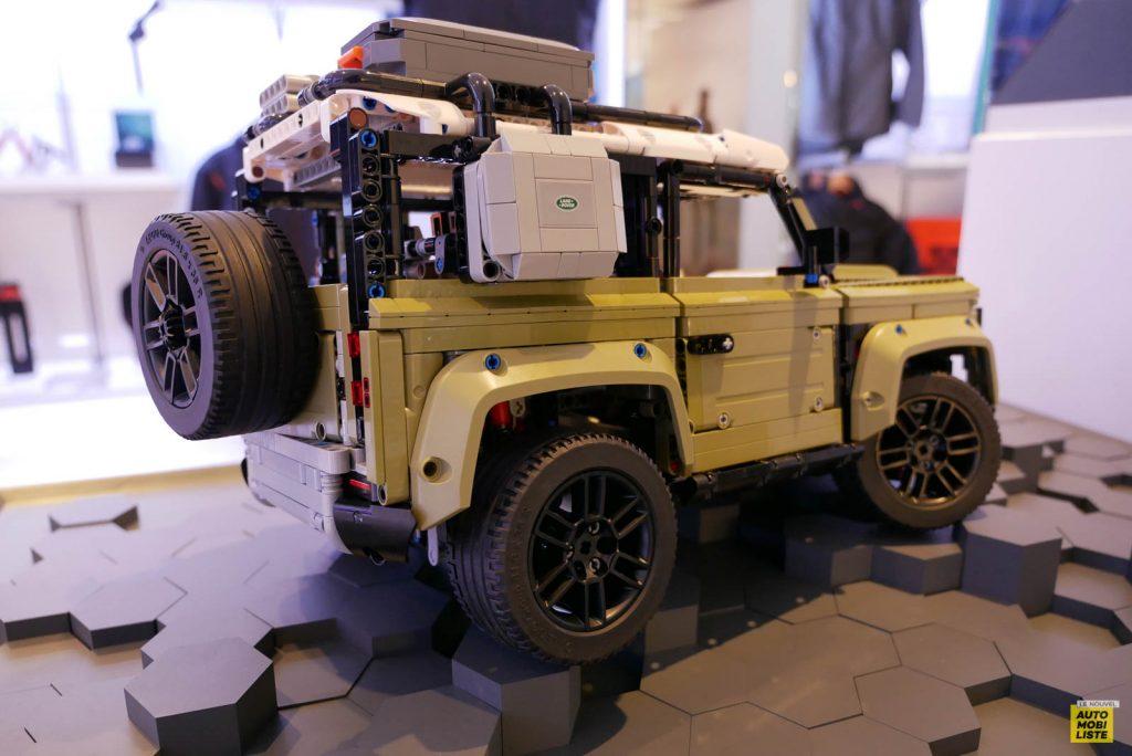 LNA 1909 IAA Lego Technic Land Rover Defender 13