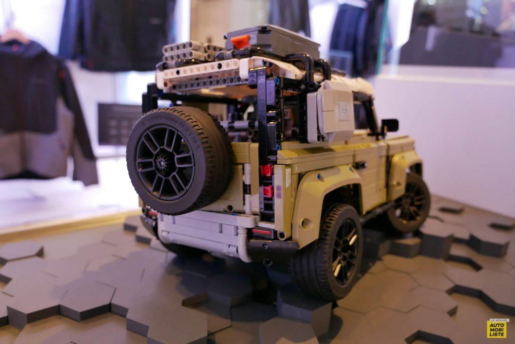 LNA 1909 IAA Lego Technic Land Rover Defender 14