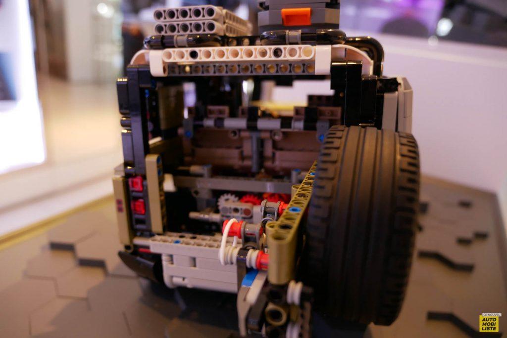 LNA 1909 IAA Lego Technic Land Rover Defender 15