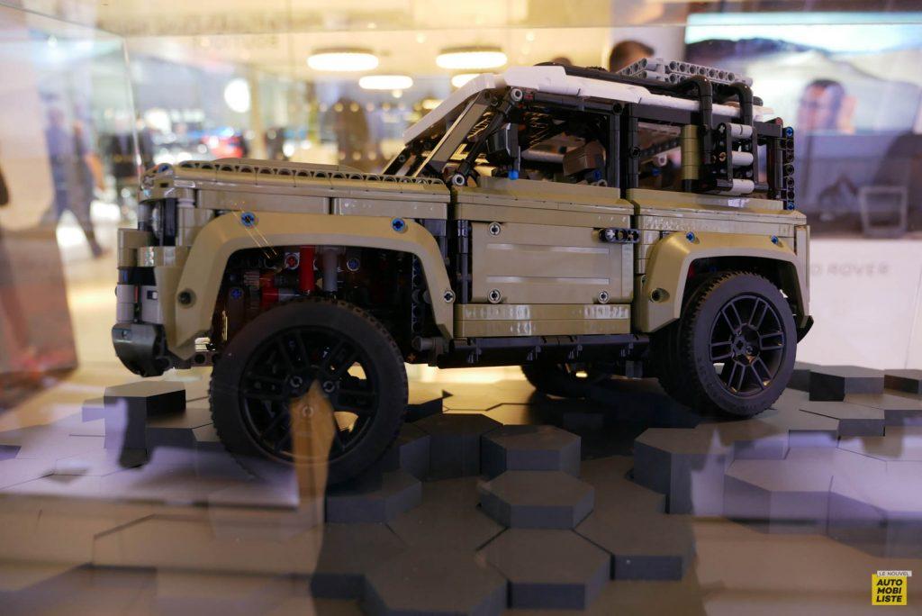 LNA 1909 IAA Lego Technic Land Rover Defender 17