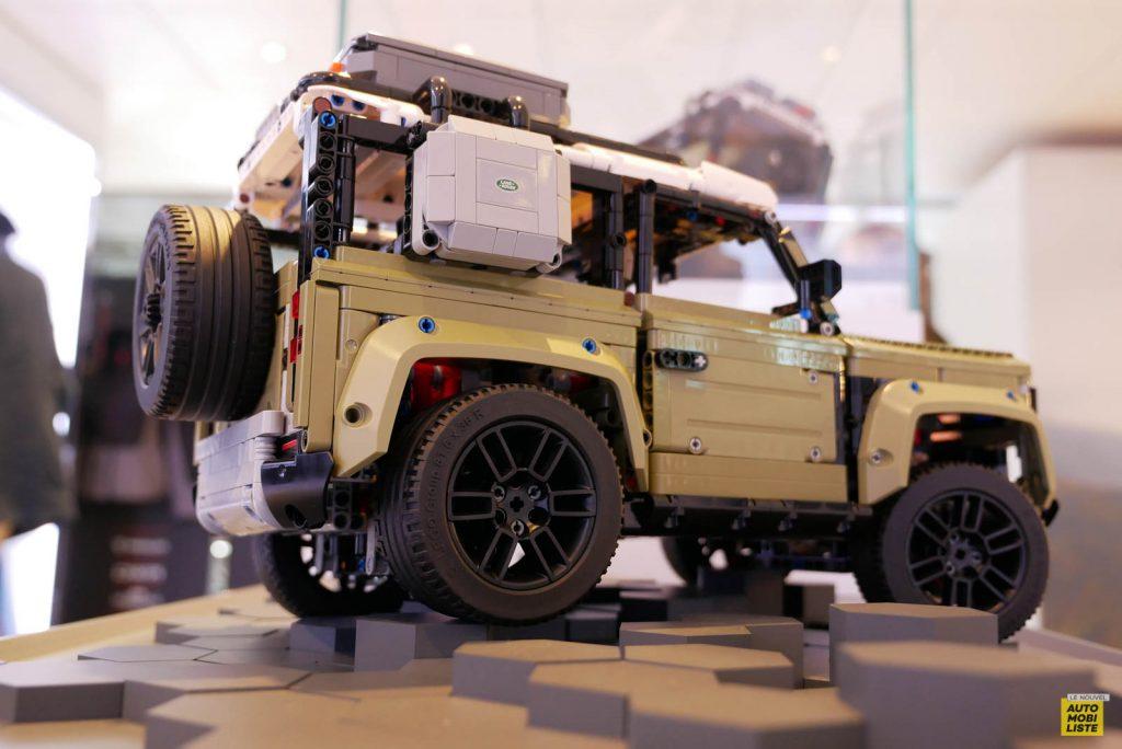 LNA 1909 IAA Lego Technic Land Rover Defender 24