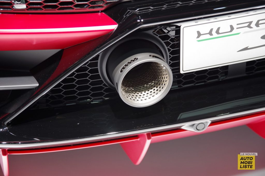 Lamborghini Huracan EVO Spyder Francfort 2019 LNA FM 8