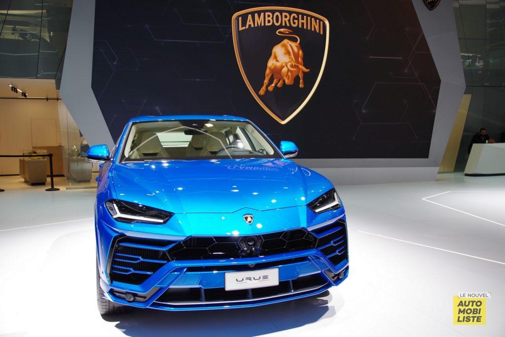 Lamborghini Urus LNA FM Francfort 2019 1