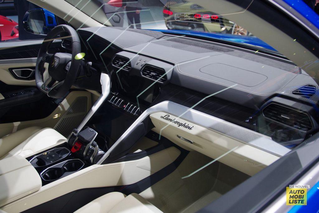 Lamborghini Urus LNA FM Francfort 2019 5