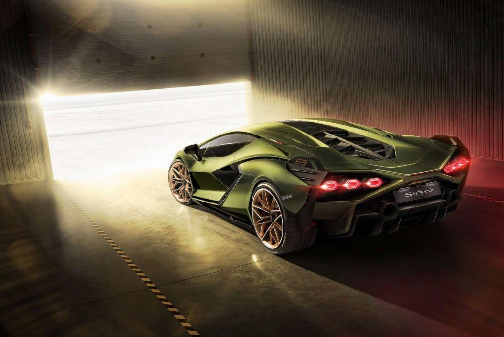 Lamborghini Sian 6