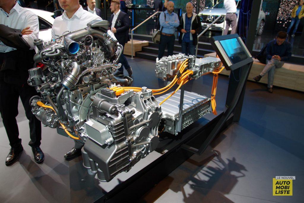Mercedes A250e B250e PHEV Francfort 2019 LNA FM 1