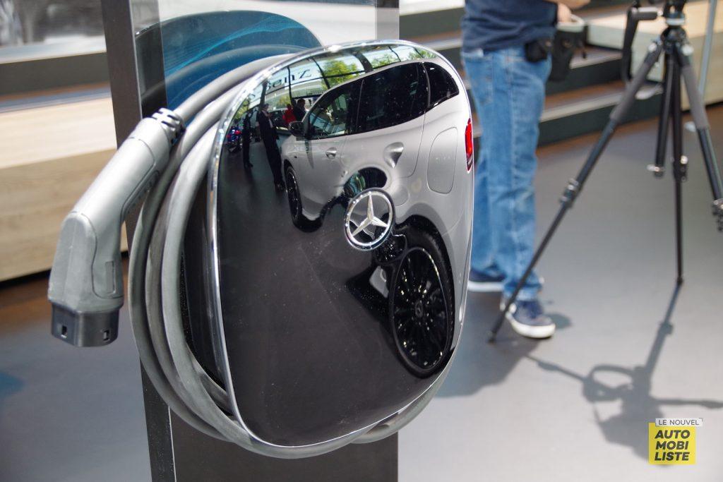 Mercedes A250e B250e PHEV Francfort 2019 LNA FM 5