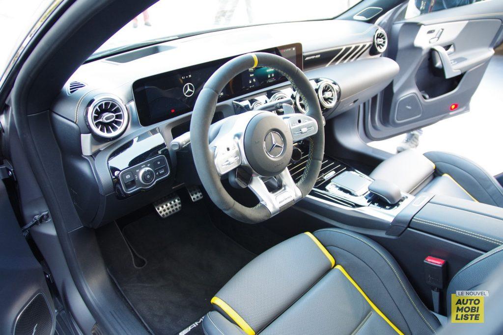 Mercedes AMG CLA 45s Francfort 2019 LNA FM 4