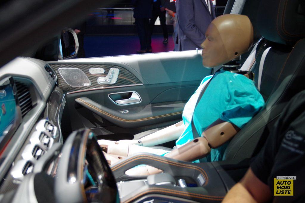 Mercedes Benz ESF Prototype Francfort 2019 LNA FM 12
