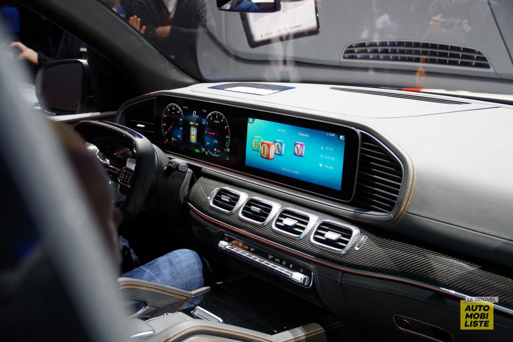 Mercedes Benz ESF Prototype Francfort 2019 LNA FM 18