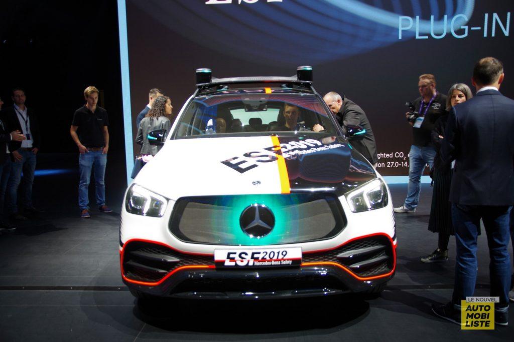 Mercedes Benz ESF Prototype Francfort 2019 LNA FM 2