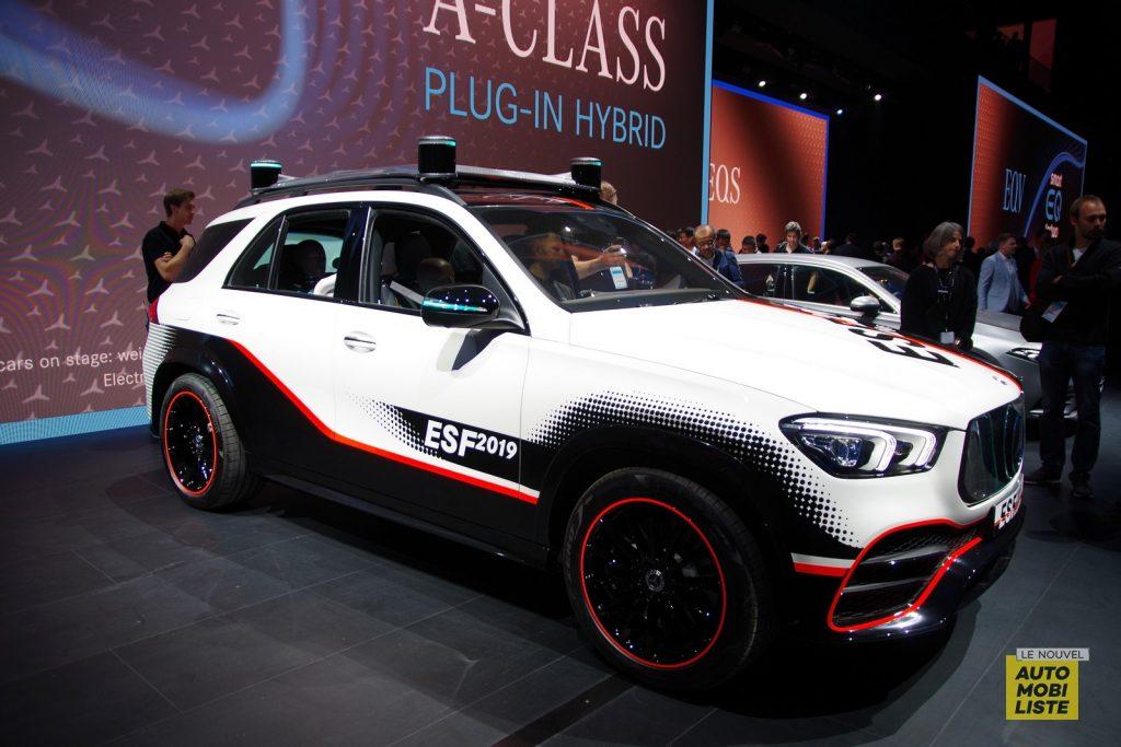Mercedes Benz ESF Prototype Francfort 2019 LNA FM 21