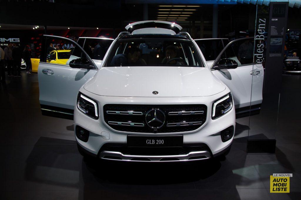 Mercedes Benz GLB Francfort 2019 LNA FM 31