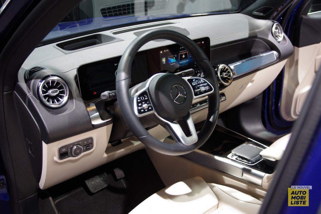 Mercedes Benz GLB Francfort 2019 LNA FM 39