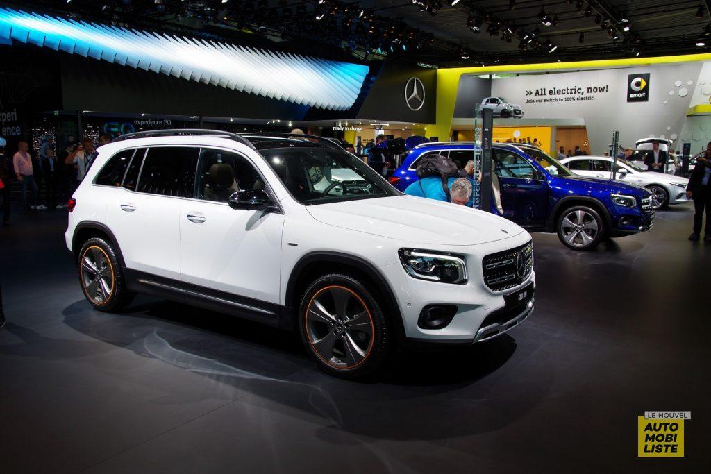 Mercedes Benz GLB Francfort 2019 LNA FM 49
