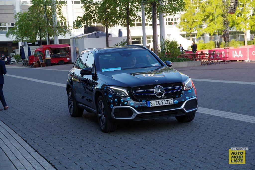 Mercedes Benz GLC F Cell Francfort 2019 LNA FM 1