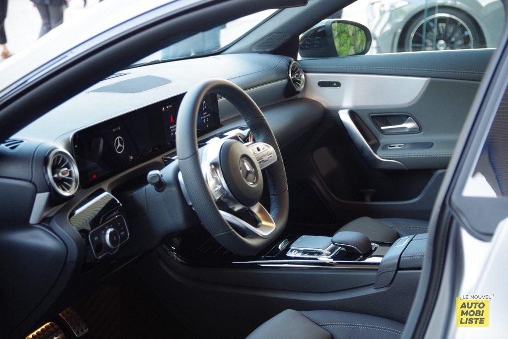 Mercedes CLA Shooting Brake LNA FM Francfort 2019 4